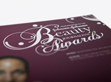 Johnson&#038;Johnson  <br/>Beauty journalism awards