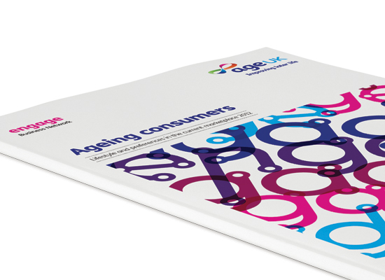 Age UK  <br/>Engage business network report