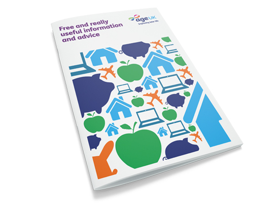 Age UK  Information and advice brochure