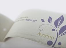 Aveeno  Lavender range media mailer